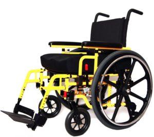 Maple Leaf Wheelchair