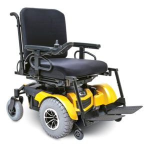Pride Mobility Quantum 1450 Power Wheelchair