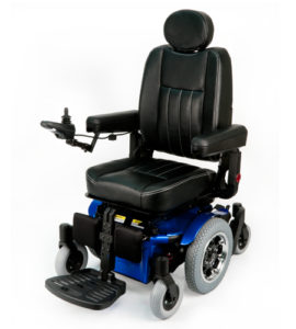 Quickie Pulse 6 Wheelchair