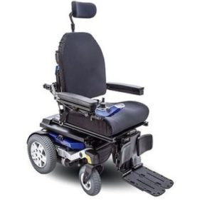 Pride Mobility Rival Rear Wheel Drive Power Wheelchair