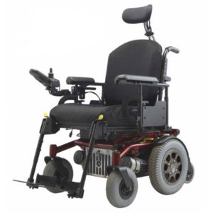 Quickie Xplore Power Wheelchair