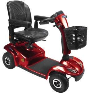 Invacare Leo-4-Wheel-Scooter