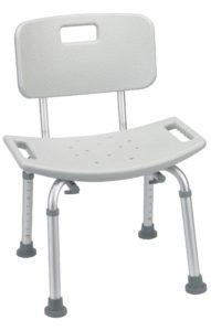 Deluxe Aluminum Bath Chair